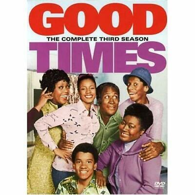 Good Times The Complete Third Season On DVD With Jimmie Walker Very Good E25