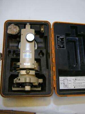 Pentax Th-06D Transit With Case Theodolite