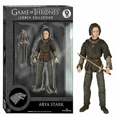 Game of Thrones Toy - Arya 6 Inch Collectable Action Figure - House Stark