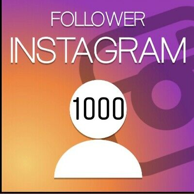 1000 Followers In 12h (no Password)