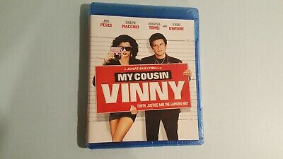 My Cousin Vinny (Blu-ray Disc, 2009) New