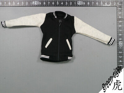 M311 [NEW SERIES] 1:6 Scale Male Action figure Baseball Suit - Black Jacket ONLY