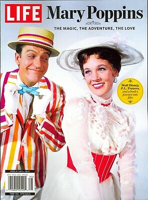 MARY POPPINS (2019 Time Life Specials) The Magic The Adventure The Love