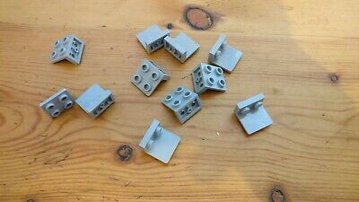 Lego 99207 Bracket 1x2-2x2 Inverted Choose Colour Needed x 4 Pieces