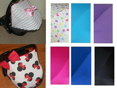 car seat hood canopy compatible with maxi cosi pebble only handmade custom order