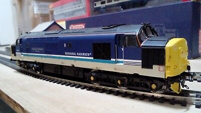 Vitrains 2017 Class 37414 Regional Railways Dcc Fitted!