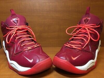 quality design 62ed6 01c6b Nike Air Pippen 1 One Noble Red White Atomic Red 325001-600 Men s