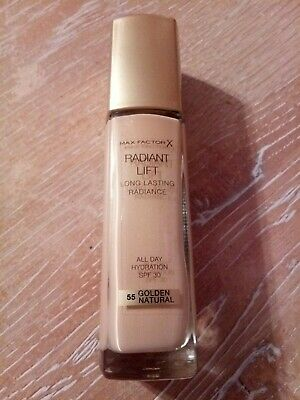 MAX FACTOR Radiant Lift Long Lasting Radiance Foundation SPF30 30ml - No.55