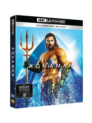 Aquaman (4K Ultra Hd+Blu-Ray) (Regione 2 PAL) - James Wan