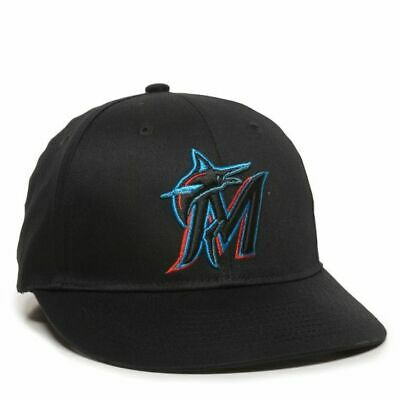 Miami Marlins Replica Baseball Cap Adjustable Youth or Adult Hat