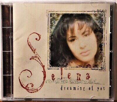 CD Selena Dreaming of You I Could Fall in Love Tu Solo Techno Cumbia NICE DISC B
