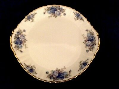 Royal Albert  Moonlight Rose Cake Plate  (New Cond)  1# Quality England