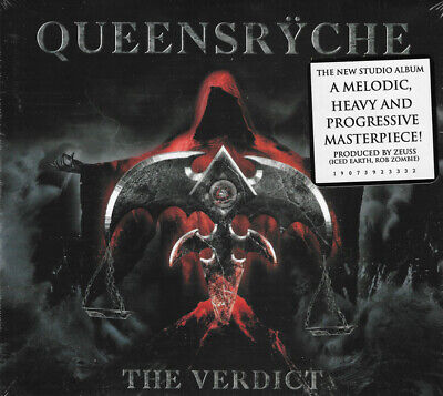 Queensryche - The Verdict Cd - Brand New Sealed