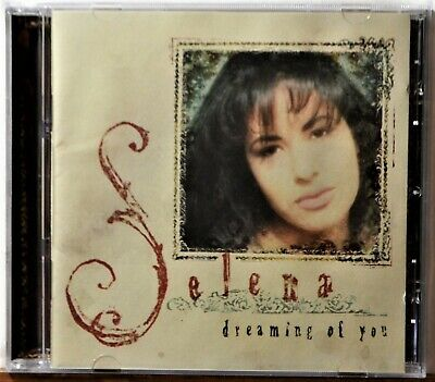 CD Selena Dreaming of You El Toro Relajo I'm Getting Used to You I Could Fall #A