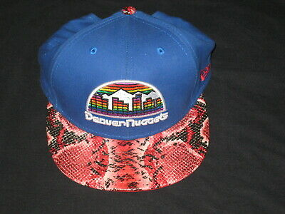 new products 962ea 5f96b New Era Nba Denver Nuggets Hardwood Classics Snapback 9fifty