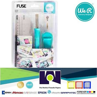 We R Memory Keepers Photo Sleeve Fuse Tool By American Crafts 662567
