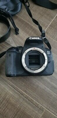 Canon EOS Rebel T4i / EOS 650D 18.0MP Digital SLR Camera Lens 18-135mm 40mm