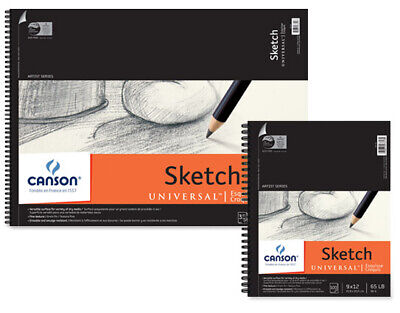 """Canson Universal Sketch Pad 9x12"""""""