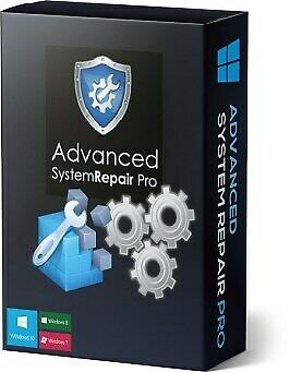 Advanced System Repair Pro 1.8.1  ✔️Licence key ✔️100%Genuine ✔️Instant delivery