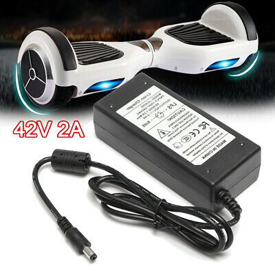 42V 2A Power Supply Battery Adapter Charger For Self-Balance Electric Scooter US