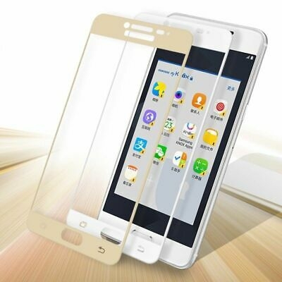 New Full Cover Tempered Glass Screen Protector Film For Samsung Galaxy C9 PRO
