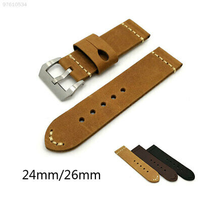 F3C2 Leather Replacement Wrist Band Men'S Quick Release Unisex Wrist Straps