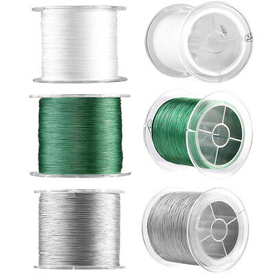 8 Strands Pull Strong Braided Fishing Line Rope Tackle 300m 500m 22LB-200LB JS