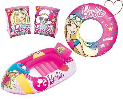 Barbie Beach Inflatables Swimming Pool Summer Girls Float Aid