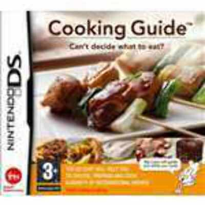 Cooking Guide Nintendo DS Games