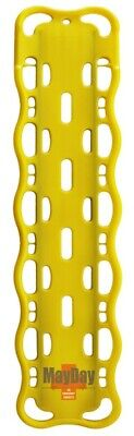 Carbon Spine Board Yellow | 1000 Kg Maximum Load |  Emergency |  | 191-MAYDAY
