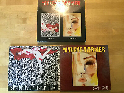 Mylene Farmer - Best of Les Mots  Volume 1 + 2  [3 CD]