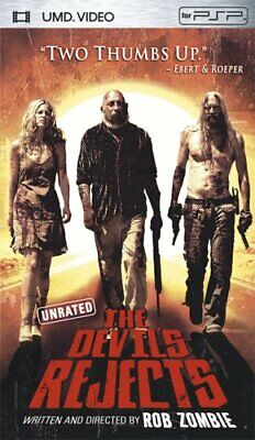 The Devil's Rejects (PSP UMD Movie/Film) *GOOD CONDITION*