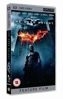 The Dark Knight (UMD Video for PSP) *GOOD CONDITION*