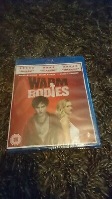 Warm Bodies (Blu-ray, 2013) NEW AND SEALED