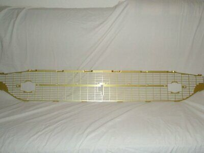 1957 Chevy Gold Bel Air Grille, OE Style