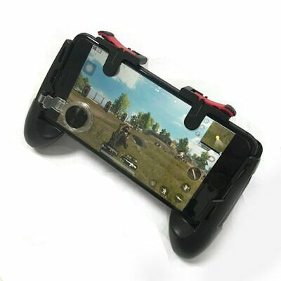 PUBG Mobile Gamepad Controller for Phone L1 R1 Grip with Joystick Trigger Button