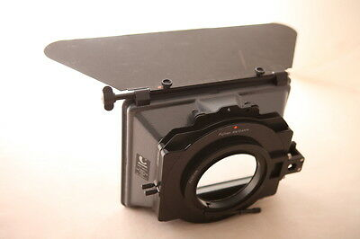 Chrosziel Mattebox CLWAH 43 Compact Wide Angle Housing mit 104mm Dia und 85mm