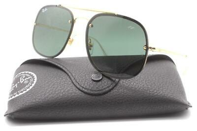 2d4229d051 NEW RAY BAN Rb 3583-N 9050/71 Gold / Green Lens Authentic Sunglasses ...