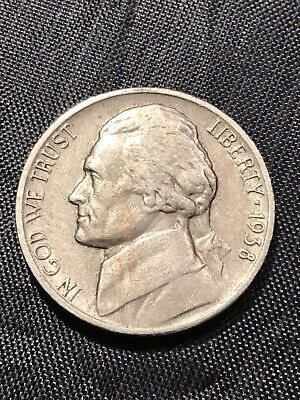 1938 D Jefferson Nickel - 15% off 5+