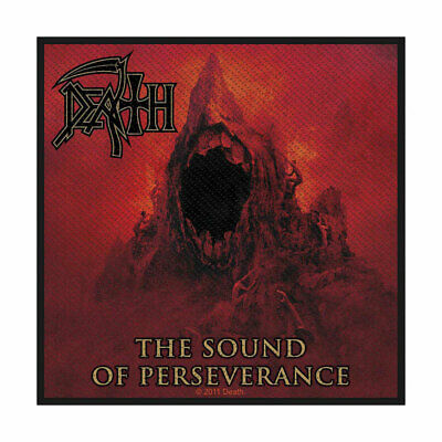 Death 'The Sound Of Perseverance' Patch - NEW