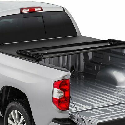 Toyota Tundra Bed Cover >> Fits 5 5 Bed Tonneau Covers Tonno Pro Tonno Fold 42 508 Tri