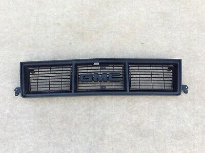 Nos New S-15 S15 Gmc Jimmy Pick Up Truck Grill 82 83 84 85 86 87 88 89 90