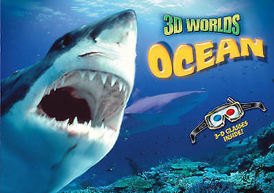 3D Worlds: Ocean, Paul Harrison, Used; Good Book