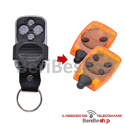 Telecomando Compatibile Con Aprimatic Tr2 Tr4 Rolling Cancello Garage