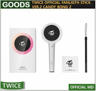 [Immediate release] TWICE OFFICIAL Fanlight Stick Ver.2 CANDYBONG Z + Photocard