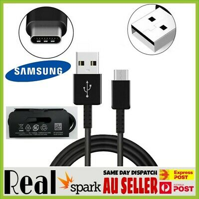 GENUINE Samsung Galaxy S10/S9/S8+ Type C USB Sync fast Charging Cable