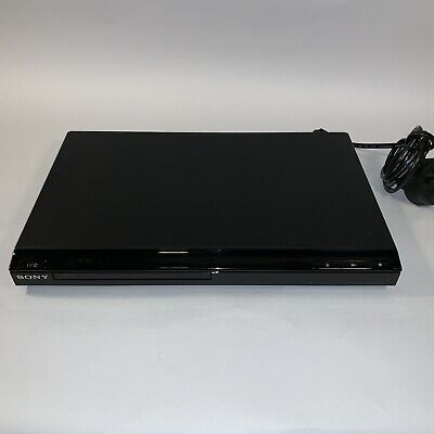 Sony DVP-SR150 CD/DVD Player Tested Working