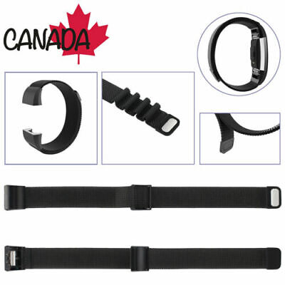 Milanese Magnetic Loop Stainless Steel Strap Watch Band For Fitbit Charge 2 CA
