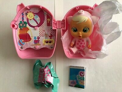 Cry Babies Magic Tears Brand New Doll And House Pinky