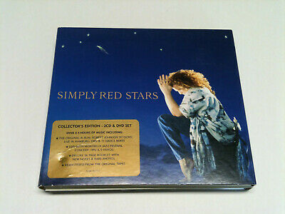 "Simply Red - STARS - Collector´s Edition 2CD & DVD Set © 1992/2018>12""Mixes"